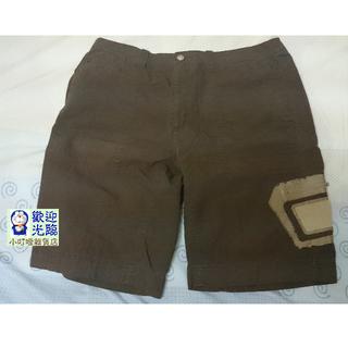 TIMBERLAND  咖啡色短褲  約36~38腰