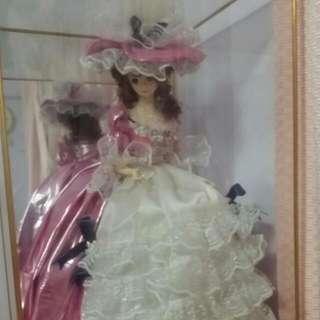 🚚 手工精美婚禮娃娃