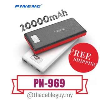 Pineng Original Powerbank Model PN-969 2000mAh