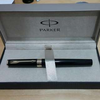 Ingenuity Large Black Lacquer Parker 5TH