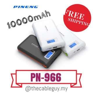 PINENG Original Powerbank Model PN-967 10000mAh