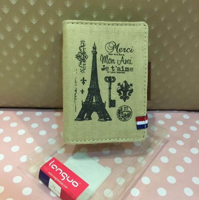 巴黎鐵塔名片/卡包