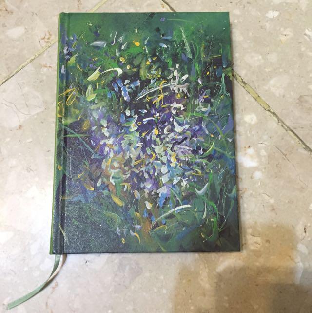 四季手札筆記本
