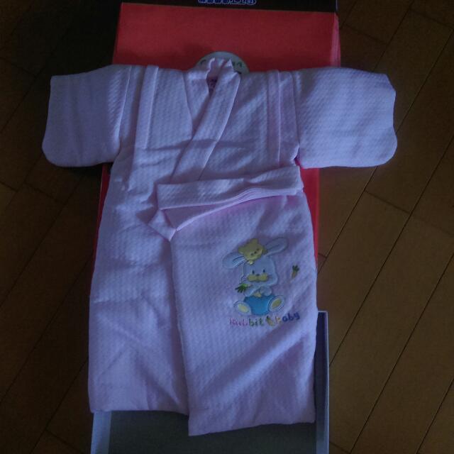 超暖兒童和服衣