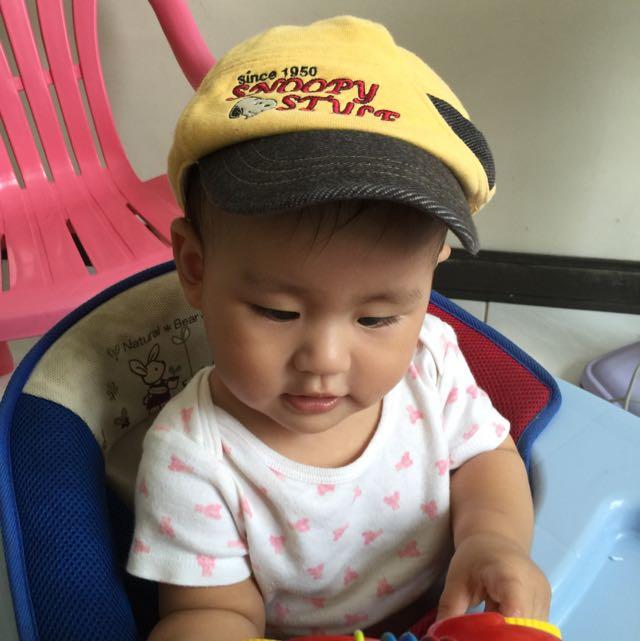 帽子(嬰兒不賣)