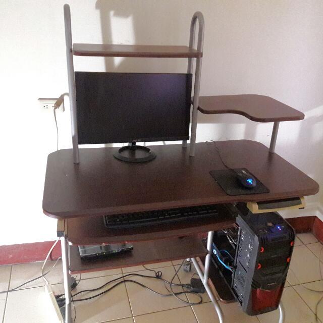 可運送,桌上型電腦專用桌