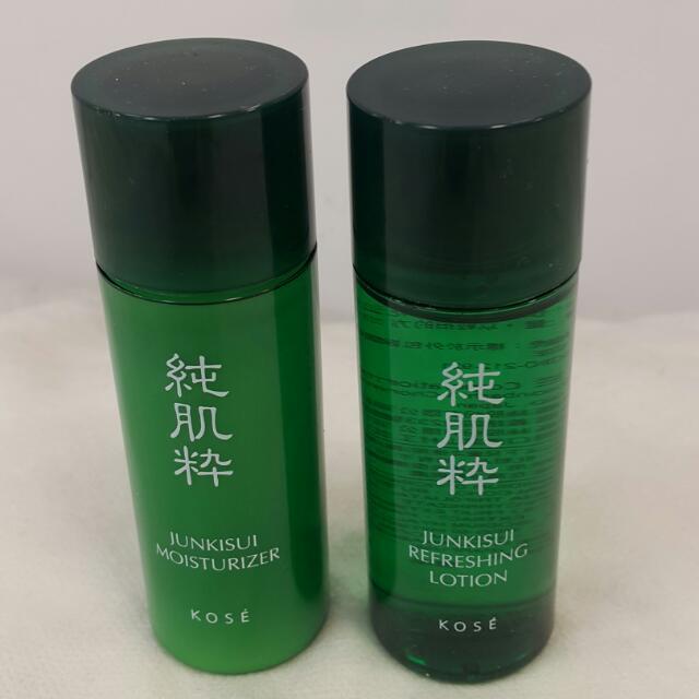 高絲純肌粹化妝水+ 純肌粹乳液