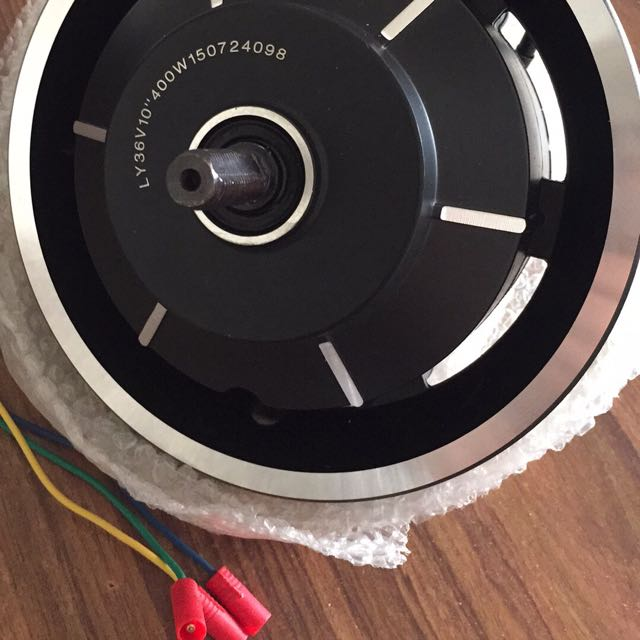 Brand New 36v 400w Brushless Hub Motor