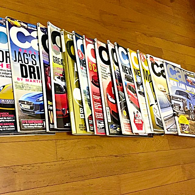 Car Magazine - 16 Editions
