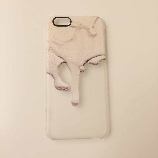 (保留中)含運!Casetify Iphone 6 手機殼(二手)