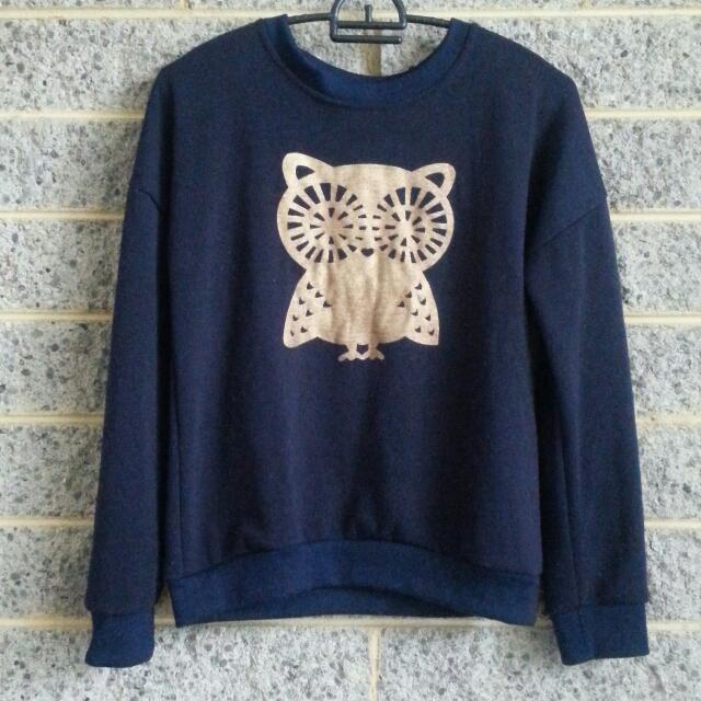 Comfy Owl Jumper