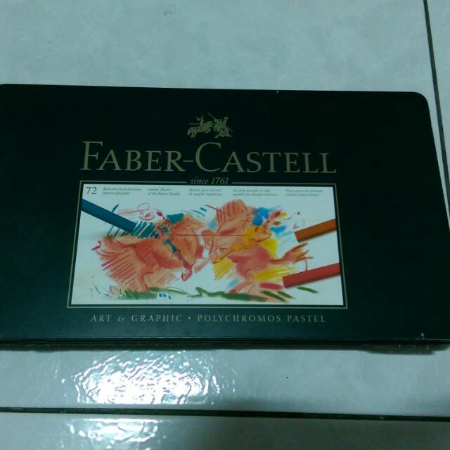Faber Castell 專業粉彩筆
