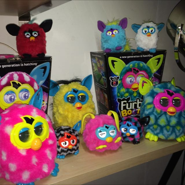 Furby Collection - RESERVED