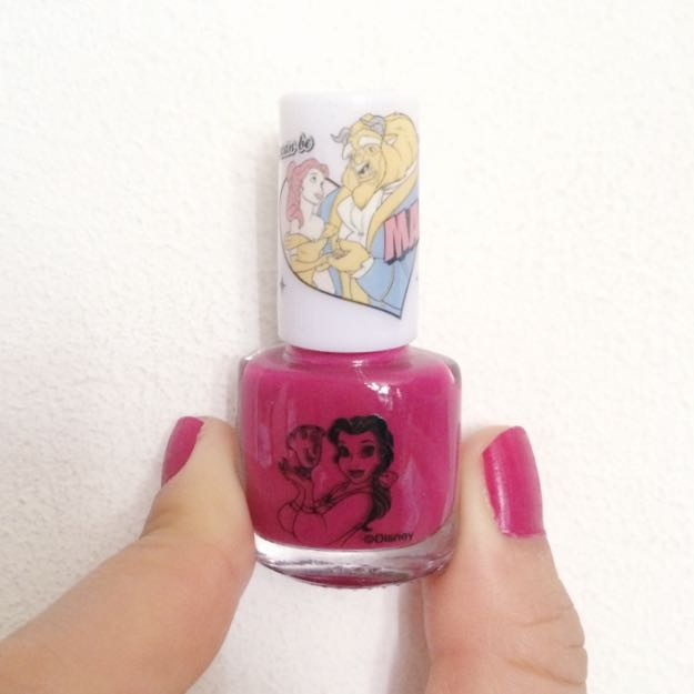 🇯🇵 FROM JAPAN: IT\'S DEMO — #416 DISNEY\'S ROSE PINK NAIL POLISH ...