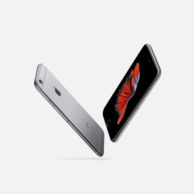 降iPhone 6s 16G太空灰