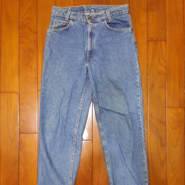 Levis  550 牛仔褲