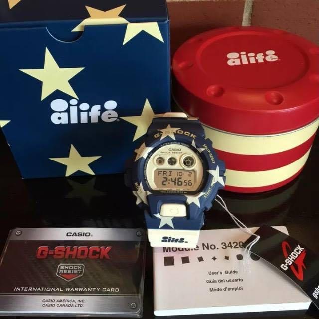 Limited Edition GSHOCK Alife GDX6900AL-2DR 37a945915
