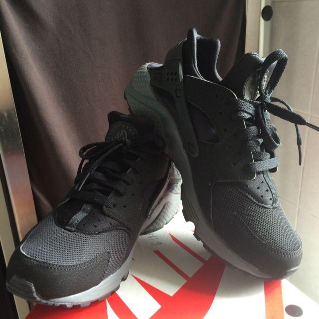 Nike Huarache Black \