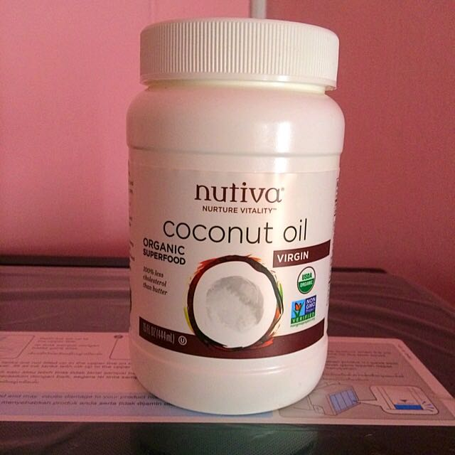 Nutiva Organic Virgin Coconut Oil 444ml IN STOCKS & NEW ARRIVAL!!!