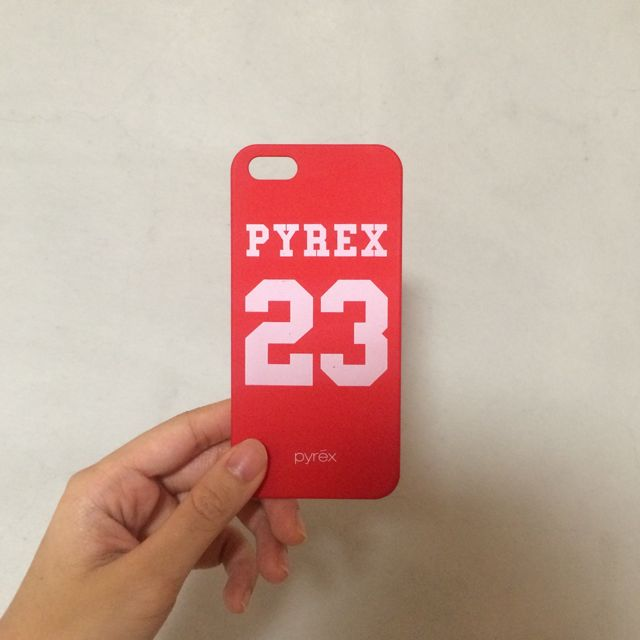 Pyrex 手機殼 iPhone 5/5s手機殼