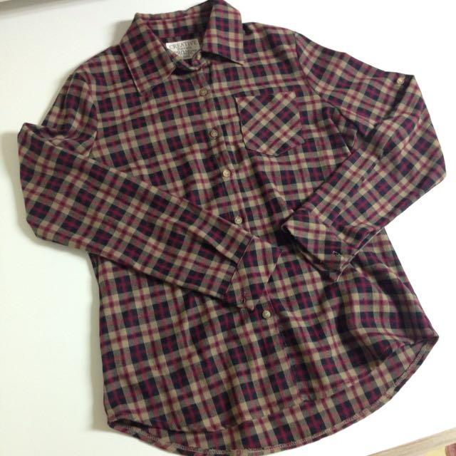 ✨STARMIMI長版襯衫✨