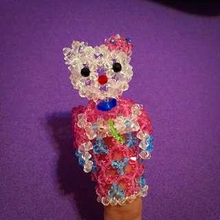 Hello Kitty 真水晶