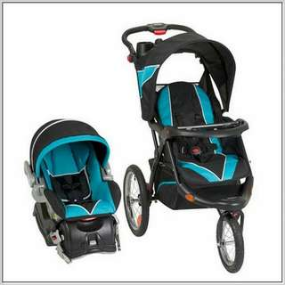'BABY TREND' Stroller, Car Seat And Base