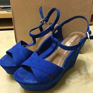 [🇪🇸Zara ]超美厚底涼鞋