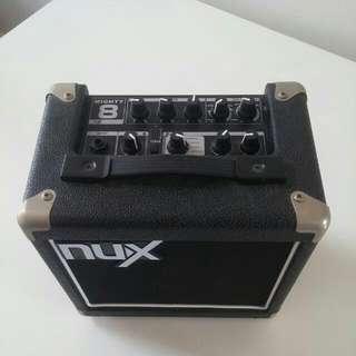 Nux Mighty 8 Portable Guitar Amplifier