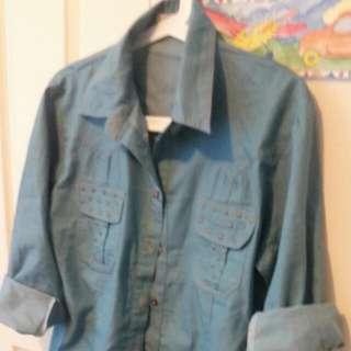 Dress Shirt - Size Small
