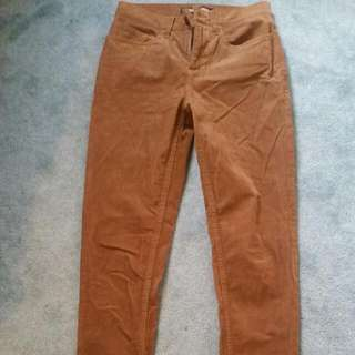 Princess Highway Size 6 High Waisted Pants
