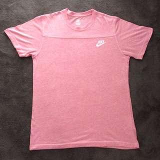 Large Nike Top. Peach Colour For Men