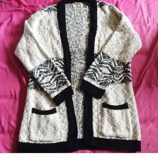 Zara針織毛衣