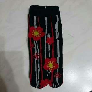 日式 足袋 襪子 二指襪 兩指襪 忍者襪 煙火 花