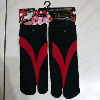 日式 足袋 襪子 二指襪 兩指襪 忍者襪 木屐