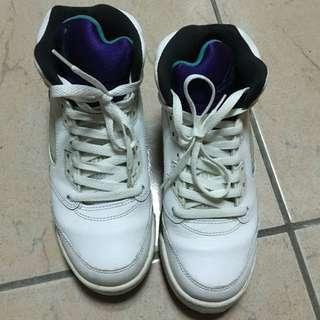 Air Jordan 白葡萄