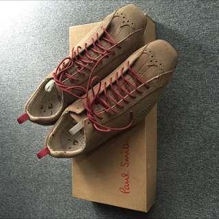 Authentic Paul Smith BNIB Antilope Suede Shoes (US7)