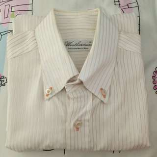 Preloved Tailored Men Shirt