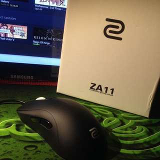 Zowie ZA11 Competitive Gaming Mouse