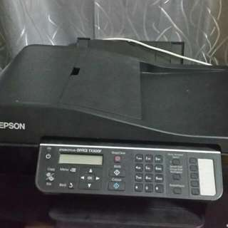 Epson TX300F Printer, Scanner And Photocopy Machine