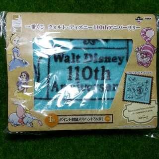 迪士尼 Disney 小方巾