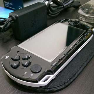 Sony PSP 2007 有改機