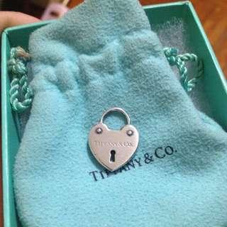 Tiffany Heart Lock(誠可議價