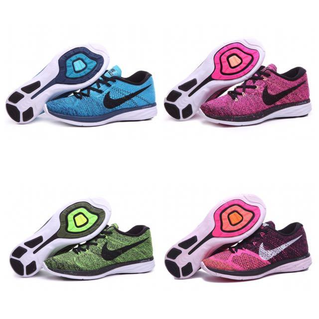 (預)ɴɪᴋᴇ登月3代彩虹飛線鞋💕