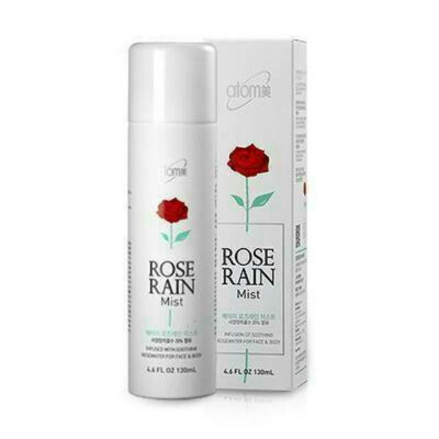 韓國玫瑰噴霧