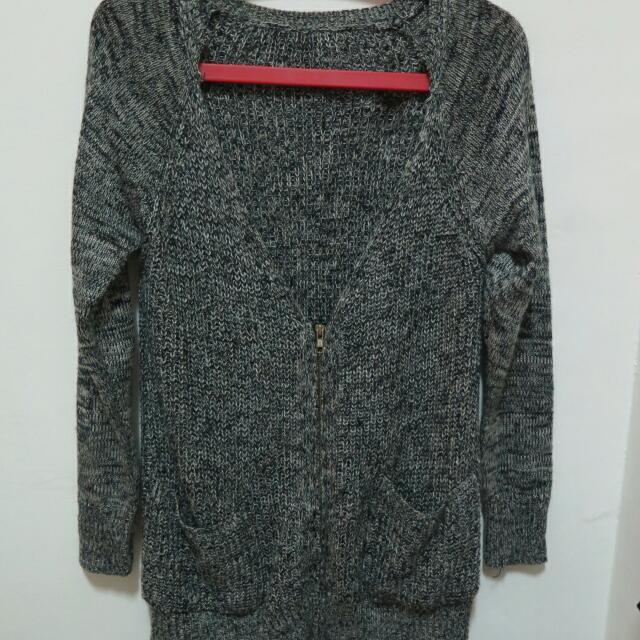 秋冬時尚針織外套