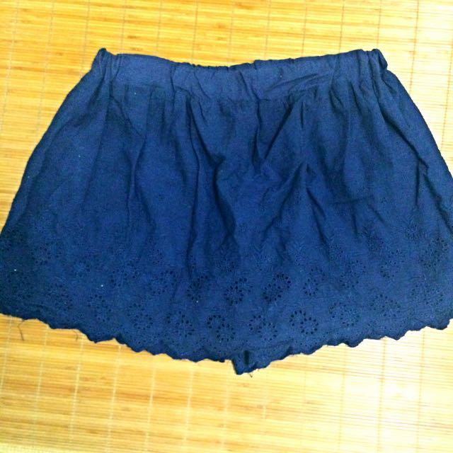 鄉村風褲裙