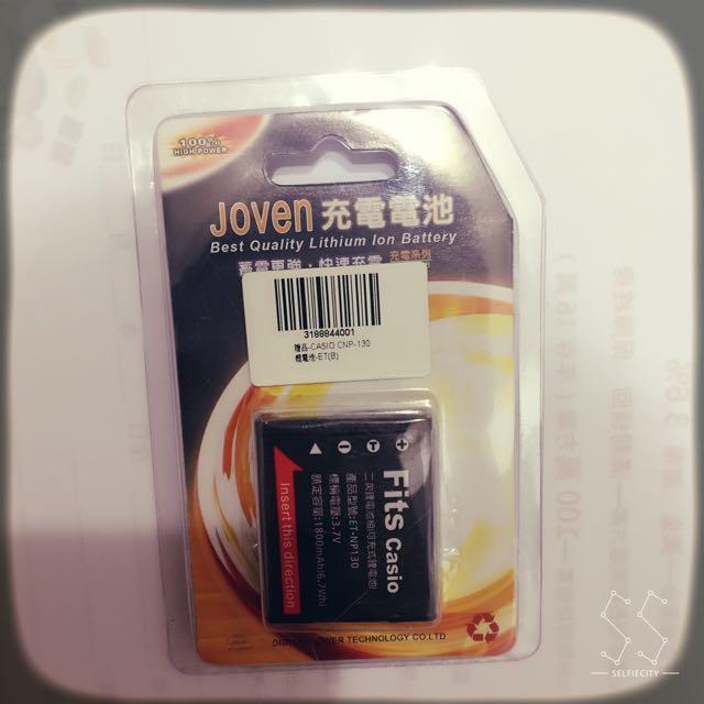 全新 casio z系列 相機 專用鋰電池 zr3500 CNP-130