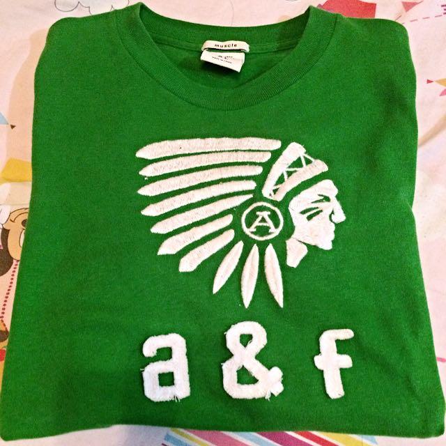 A&F 短T  Abercrombie ✨✨誠可議價呦~