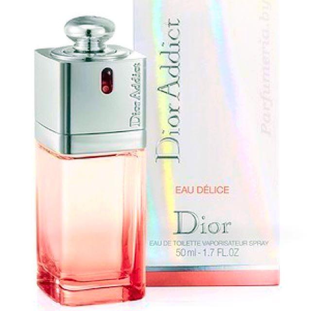 Dior迪奧 癮誘魔力淡香水50ml